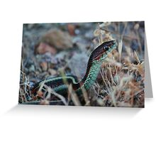 slither Greeting Card