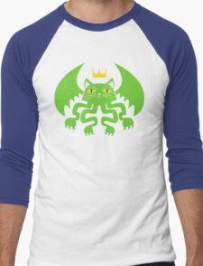 CATHULHU! Men's Baseball ¾ T-Shirt