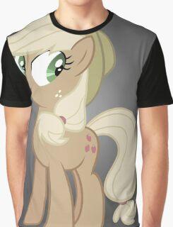 Applejack lies Graphic T-Shirt