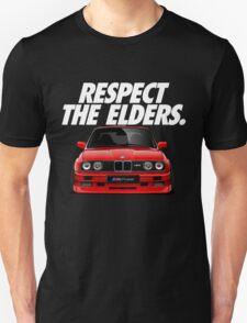 Respect The Elder - BMW E30/M3 T-Shirt