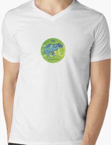 Hamilton's frog Mens V-Neck T-Shirt