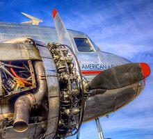 Under the Skin -- Vintage DC-3 by njordphoto