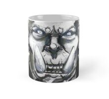 Somewhat miffed Orc Mug