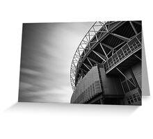 ANZ Stadium, Sydney Olympic Park Greeting Card