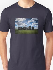 What's the Meaning of Stonehenge?! Unisex T-Shirt