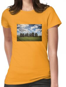 What's the Meaning of Stonehenge?! Womens Fitted T-Shirt