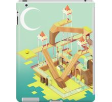 Puzzle Fortress iPad Case/Skin