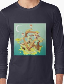 Puzzle Fortress Long Sleeve T-Shirt