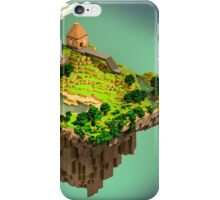 Cubed World iPhone Case/Skin