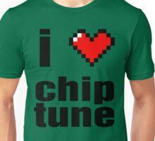 Chiptune love Unisex T-Shirt