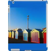 Hove Beach Huts iPad Case/Skin