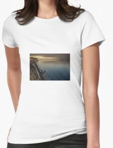 Waterfall Womens Fitted T-Shirt