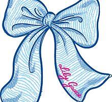preppy bow by Emily Grimaldi