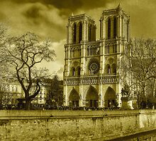""""""" Notre-Dame de Paris """" by jean-jean"""