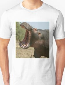 Hippo Open-mouthed T-Shirt