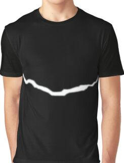 Crack in Time Graphic T-Shirt