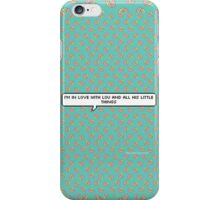 All his little things iPhone Case/Skin