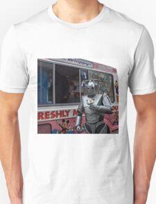 Cyberman with ice cream T-Shirt