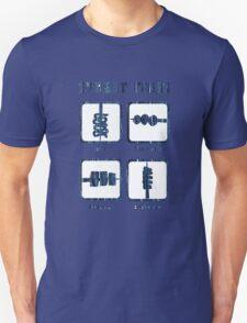 Pinoy Street Food Icons Unisex T-Shirt