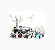 Steam locomotive train of the Ville Pontificie Unisex T-Shirt