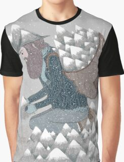Mountain Man Graphic T-Shirt