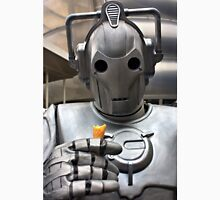 Cyberman with ice cream cone Unisex T-Shirt