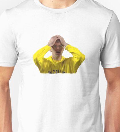 Michigan Fan Losing Unisex T-Shirt