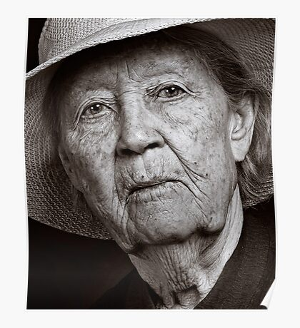 Old women Poster