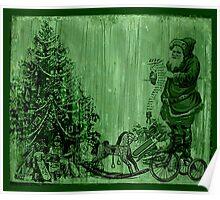 OLD TIME CHRISTMAS JOY 2 Poster