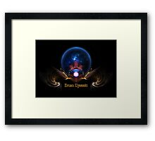 Krono Dynamic Framed Print