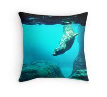 Seal #2 Throw Pillow
