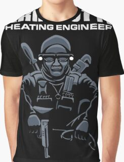Harry Tuttle - Heating Engineer Graphic T-Shirt