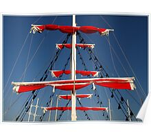 Red Sails... Poster