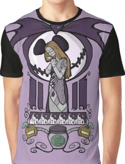 Nightmare Nouveau Graphic T-Shirt