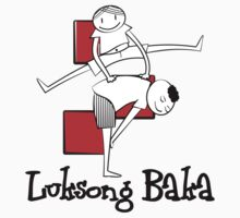 Laro ng Lahi: Luksong Baka Prints Kids Clothes
