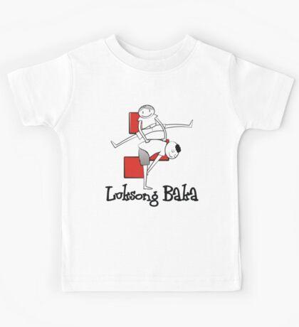 Laro ng Lahi: Luksong Baka Prints Kids Tee