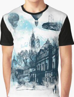strange town Graphic T-Shirt