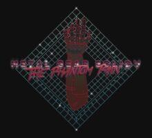 MGSV The Phantom Pain Retro by LaCron
