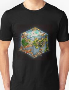 Cubed Earth T-Shirt