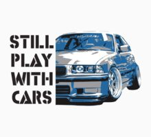 BMW E36 Still play with cars by GKuzmanov