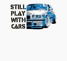 BMW E36 Still play with cars T-Shirt