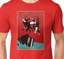Red Song - Poster Art Unisex T-Shirt