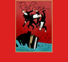 Red Song - Poster Art Unisex T-Shirt