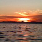 Athen's Sunset  by jimkoul