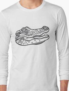 Croc Long Sleeve T-Shirt