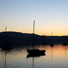 Tomales Bay by NancyC