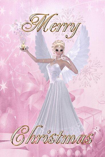 Christmas Angel by LoneAngel