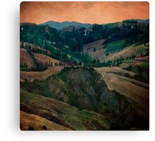 Tuscany Recalled Canvas Print