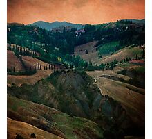 Tuscany Recalled Photographic Print