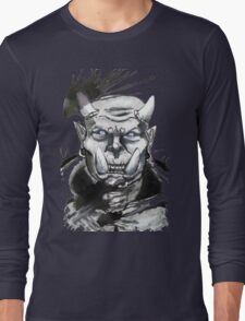 Somewhat miffed Orc Long Sleeve T-Shirt